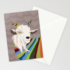 Sweater Goat Stationery Cards