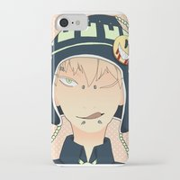 dmmd iPhone & iPod Cases featuring Noiz by Liyu