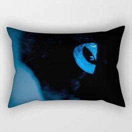Bocelli Blue Rectangular Pillow