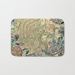 Ancient Mexico Bath Mat