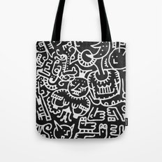 Moonbeasts Tote Bag