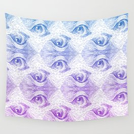 Staring Into Space Wall Tapestry