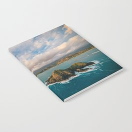 The Mokes and Lanikai Beach Notebook