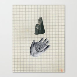 Holding Canvas Print