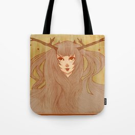 Woodland Spirit Tote Bag