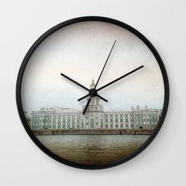 Kunstkamera Wall Clock