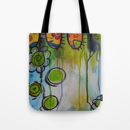 Fairies in the Forest Tote Bag