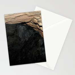 Secret Of The Blue Cave Stationery Cards