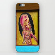 Chest iPhone & iPod Skin