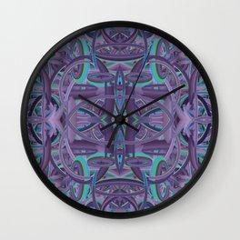 Crown Of Minerva Wall Clock