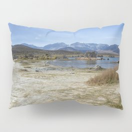 Mono Lake Tufa, No. 4 Pillow Sham