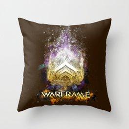 Warframe Throw Pillow