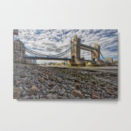 London - Tower Bridge Metal Print