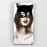 superheroes iPhone & iPod Skins featuring Superheroes SF by Dnzsea