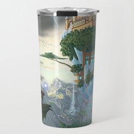 Sky Fortress Travel Mug