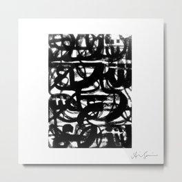 Arabic Alphabets [4] Metal Print