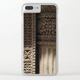 #278 Beautiful Door Clear iPhone Case