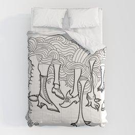 Feet  Comforters