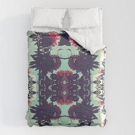 Turquoise Jewels Comforters