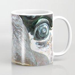 The Bronze Lion Coffee Mug