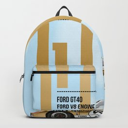 GT40 Tribute Backpack