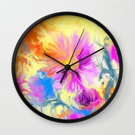 Morning wake-up Wall Clock