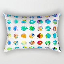 Marbles Rectangular Pillow