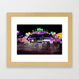 LA Fair 2019 shot #4 Framed Art Print