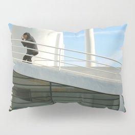 savoye glitch Pillow Sham
