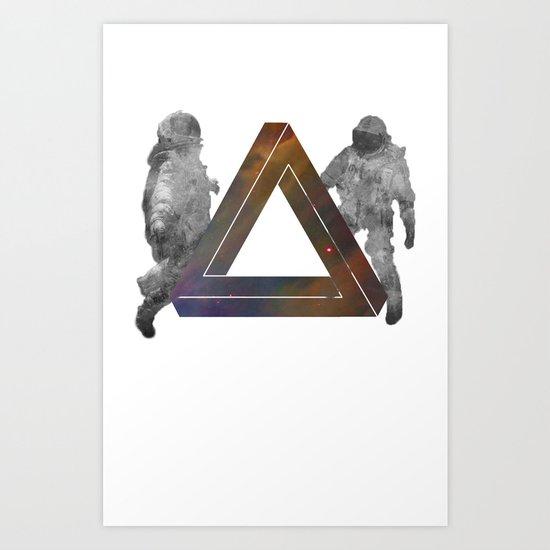 i made this for tho Art Print