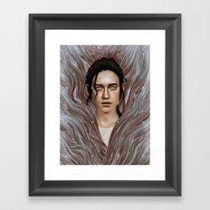 Recordando.  Framed Art Print