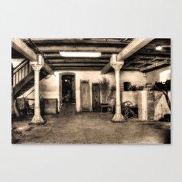 Senfmühle Canvas Print