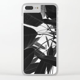 Natural Background 14 Clear iPhone Case