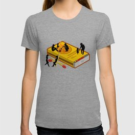 Matchbox Wildwest Campfire T-shirt