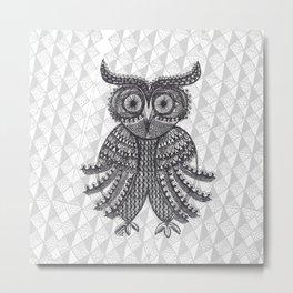 What the Hoot Owl Metal Print