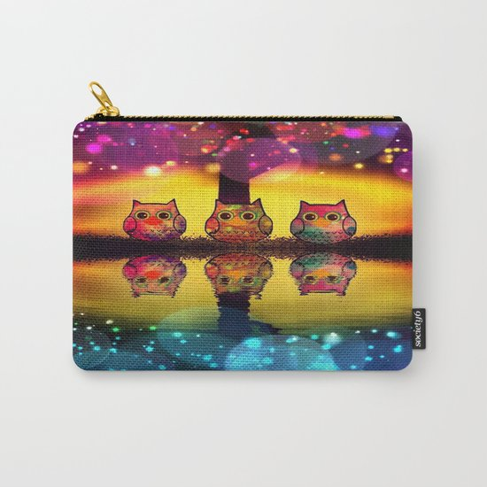 owl-37 Carry-All Pouch