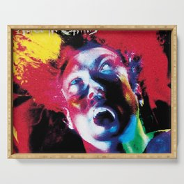 alice in chains facelift tour dates 2021 wayrarem Serving Tray