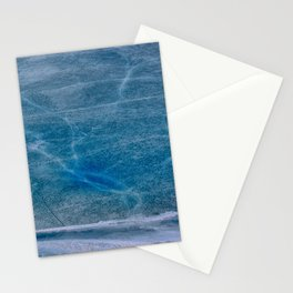 Ice Veins Stationery Cards