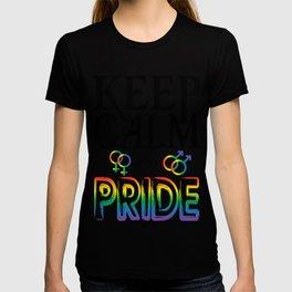 pride - Gay dePri T-Shirt T-shirt