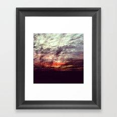 Everything Is New Framed Art Print