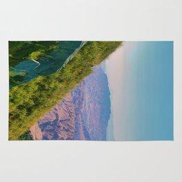 Hills of Color Rug