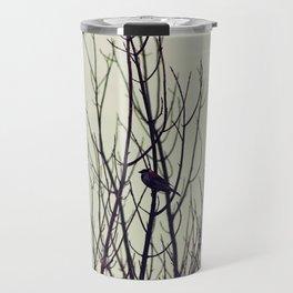 House Sparrow Travel Mug