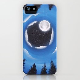 Look Around iPhone Case