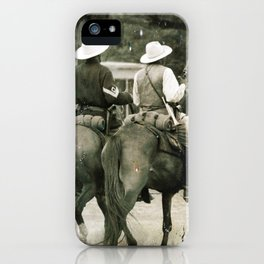 BUFFALO SOLDIERS 2 iPhone Case