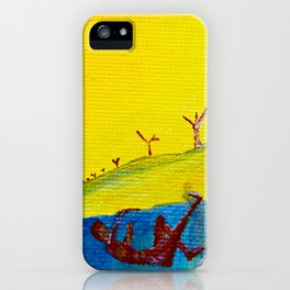 Impossible Climbing iPhone Case