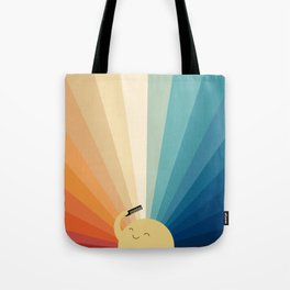 Sunshine will be ready in a minute Tote Bag