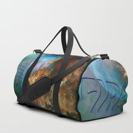 Fire Duffle Bag