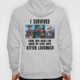 I survived - Second Age of Retha by AM Sohma Hoody