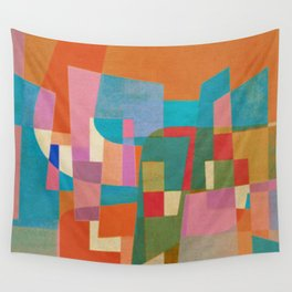 Burton Wasserman in Copacabana Wall Tapestry