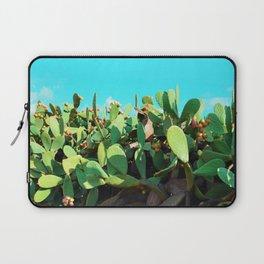 Cactus fruit turquoise Laptop Sleeve